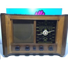 RADIO ANTIGUA RADARIK INTER MODELO KOMET 840 D