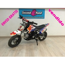 PIT BIKE MALCOR SUPER JUNIOR DE SEGUNDA MANO.