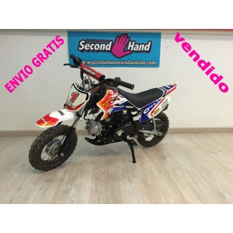 Pit Bike Malcor Super Junior 50 cc Automatica