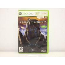 TOO HUMAN XBOX 360 DE SEGUNDA MANO