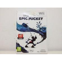 EPIC MICKEY WII DE SEGUNDA MANO