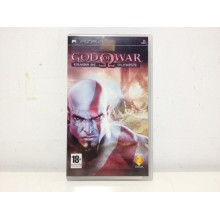 GOD OF WAR CHAINS OF OLYMPUS PSP DE SEGUNDA MANO