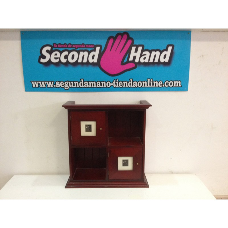 Mueble auxiliar 2 puertas de segunda mano en second hand for Puertas de segunda mano