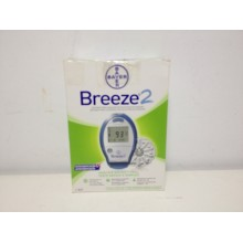 BAYER BREEZE 2 GLUCOMETRO TEST DE AZUCAR