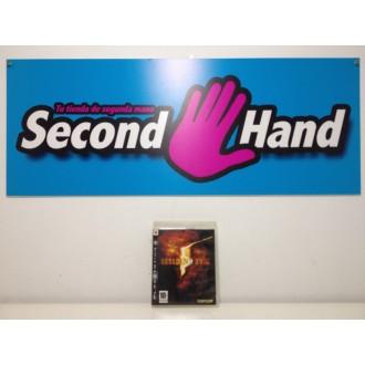RESIDENT EVIL 5 PS3 DE SEGUNDA MANO