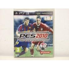 PES 2010 PS3 DE SEGUNDA MANO