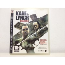 KANE & LYNCH DEAD MEN PS3 DE SEGUNDA MANO