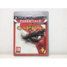 GOD OF WAR III PS3 DE SEGUNDA MANO