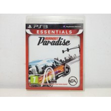 BURNOUT PARADISE PS3 DE SEGUNDA MANO