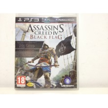 ASSASSIN'S CREED IV BLACK FLAG PS3 DE SEGUNDA MANO