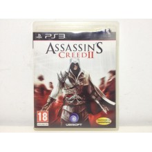 ASSASSIN'S CREED II PS3 DE SEGUNDA MANO