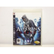 ASSASSIN'S CREED PS3 DE SEGUNDA MANO