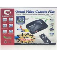 GRAND VIDEO CONSOLE PLUS