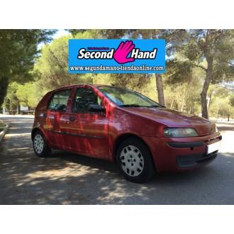 Fiat Punto 1.2 de segunda mano