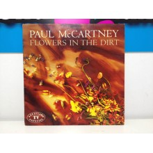 PAUL McCARTNEY FLOWERS IN THE DIRT VINILO DE SEGUNDA MANO