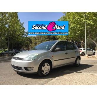 Ford Fiesta 1.4 Trend de segunda mano