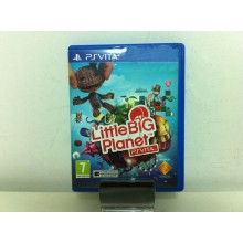 LITTLE BIG PLANET PS VITA DE SEGUNDA MANO