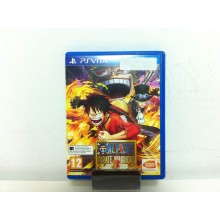 ONE PIECE PIRATE WARRIORS 3 PS VITA DE SEGUNDA MANO