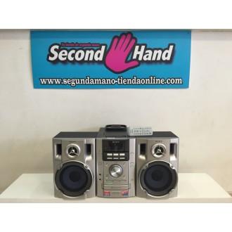 MINICADENA SONY SS DC50 DE SEGUNDA MANO