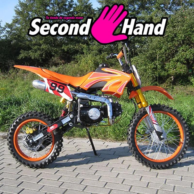 Pit bike de 125 en second hand tu tienda de segunda mano for Second hand bruchsal und umgebung